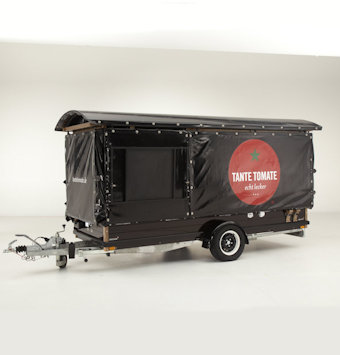 Food-Truck Tante Tomate